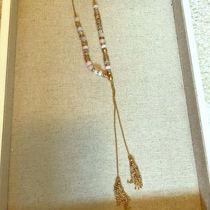 Stella & Dot Anda adjustable necklace